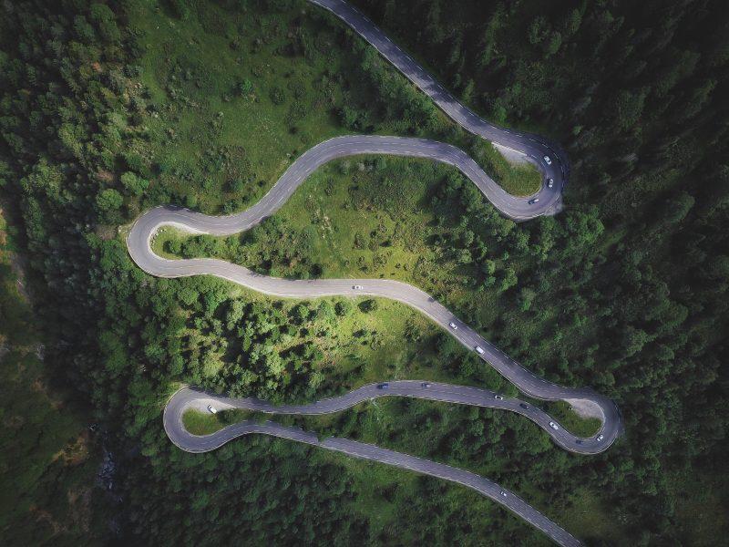 Road trip moto dans les Pyrénées